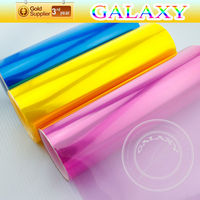 hot sell car decoration products glossy and matt color auto light wrap vinyl film headlight film