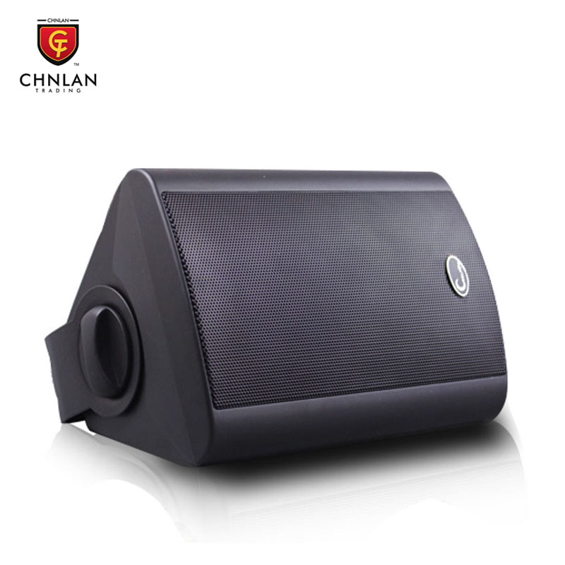 CL912 factory price treble and bass speaker 5 inch pa wall mount speaker for pa system 30w black white