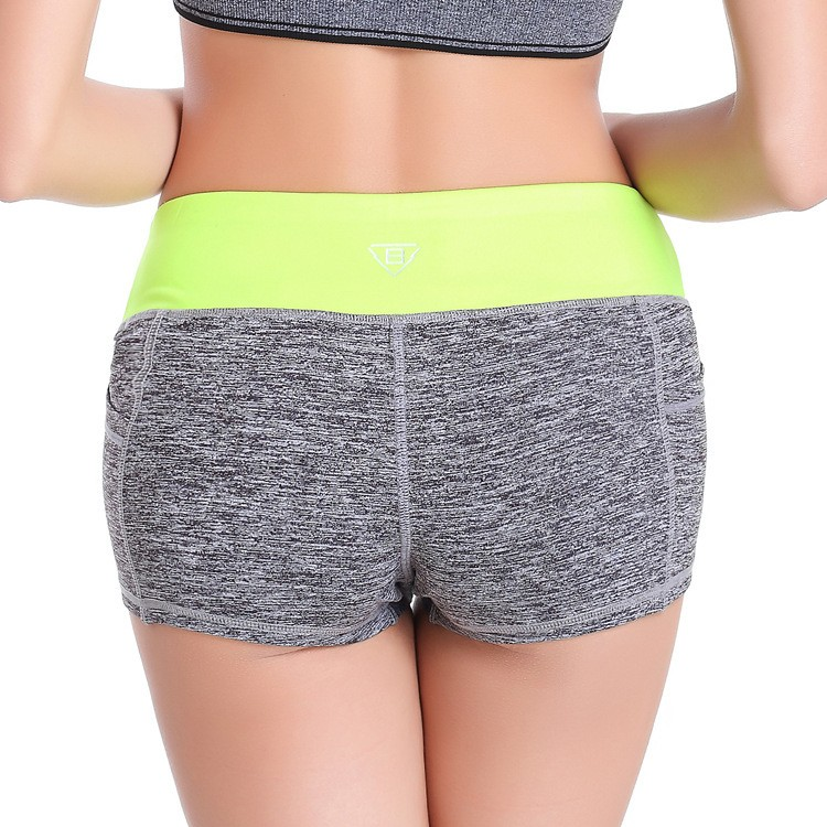 High quality sport shorts and women yoga pants