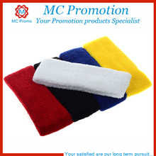 Funny branded sports sweatbands