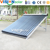 EN12975 Solar Vacuum Tube Collector with Heat Pipe