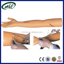 Advanced Suture Practice Arm Surgical Suture Training stimular suture training model