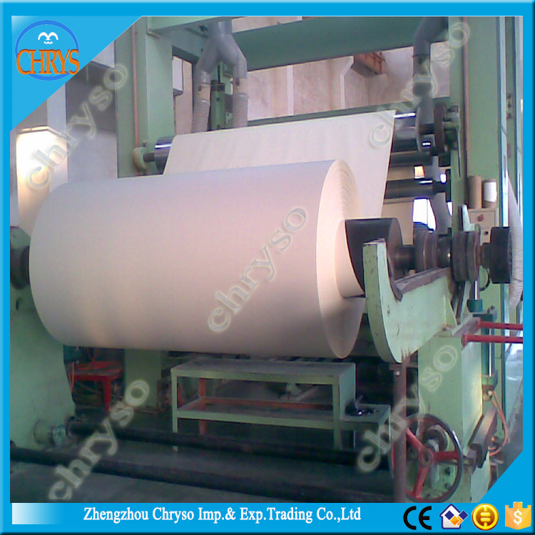 1575mm professional toilet paper making machine gold supplier with great discount