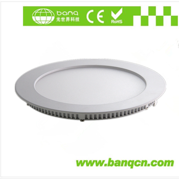 Round LED Panel light led downliight 15W 24W