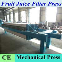 New Type Fruit Juice Filter Press on Sale