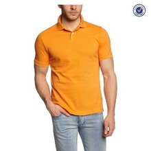 Custom Cheap Men's Slim Fit Blank Polo T Shirt