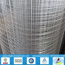 Powder coated wire mesh panel / decorative wire mesh / welded wire mesh