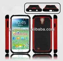 sleeping mode cell mobile phone case for Samsung s4 i9550