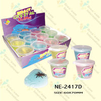 Crystal jelly oozy joking crazy insect slime toys