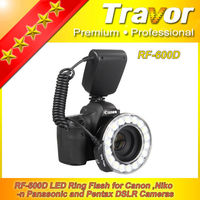 TRAVOR Macro shooting equipment ring flash ali golden supplier for canon 7d price