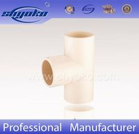China Manufacturer high quality cpvc pipe fittings s name