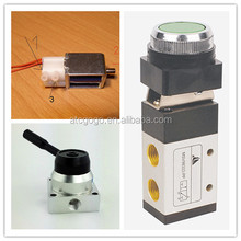 fusible plug cng tank valve pneumatic push button valve