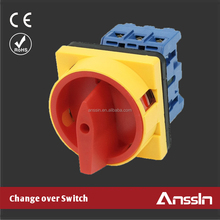 Free sample CE and Rohs approved LW30 3P 32A Change over Switch