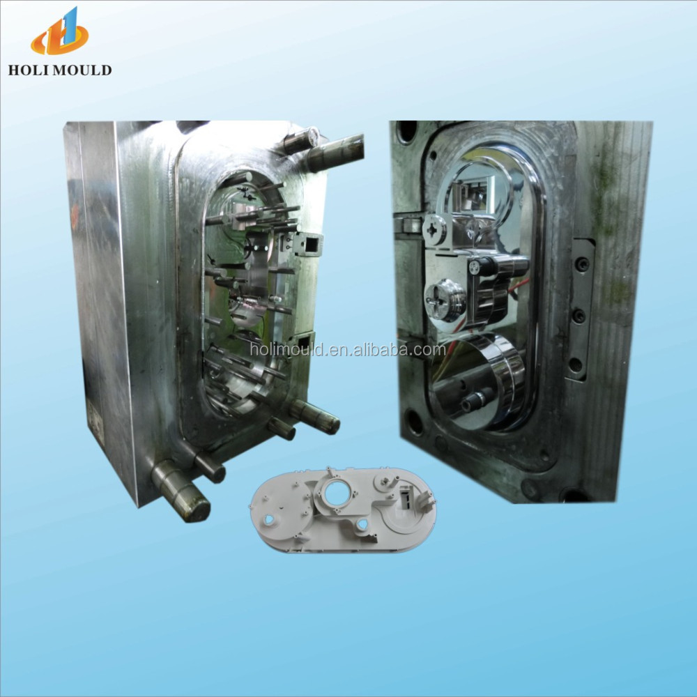 Alibaba China Supplier TV Electronic Spare Parts Plastic Injection Mould for New Products