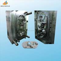 Alibaba China Supplier TV Electronic Spare Parts Plastic Injection Mould New Products