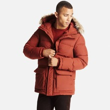 High Quality Outdoor Down Parka Mens Goose Down Jacket Chinese Clothing Manufacturers