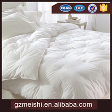 Alibaba supplier cotton patchwork quilt fabric/Goose down filling duvet