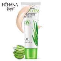 Oem Private Label Aloe Moisturizing Brightening Liquid Foundation Bb Cream