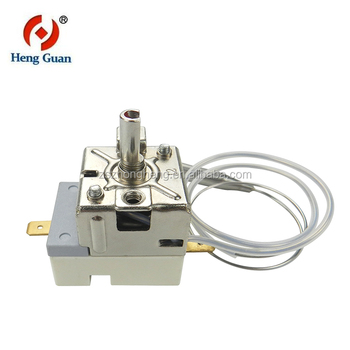 Heng Guan professional Capillary Thermostat 250v 16a