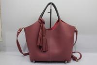 Young bags big tote handbag with tassel special designer handbag good price