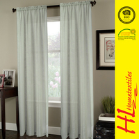competitive price luxury fashion hotel curtain