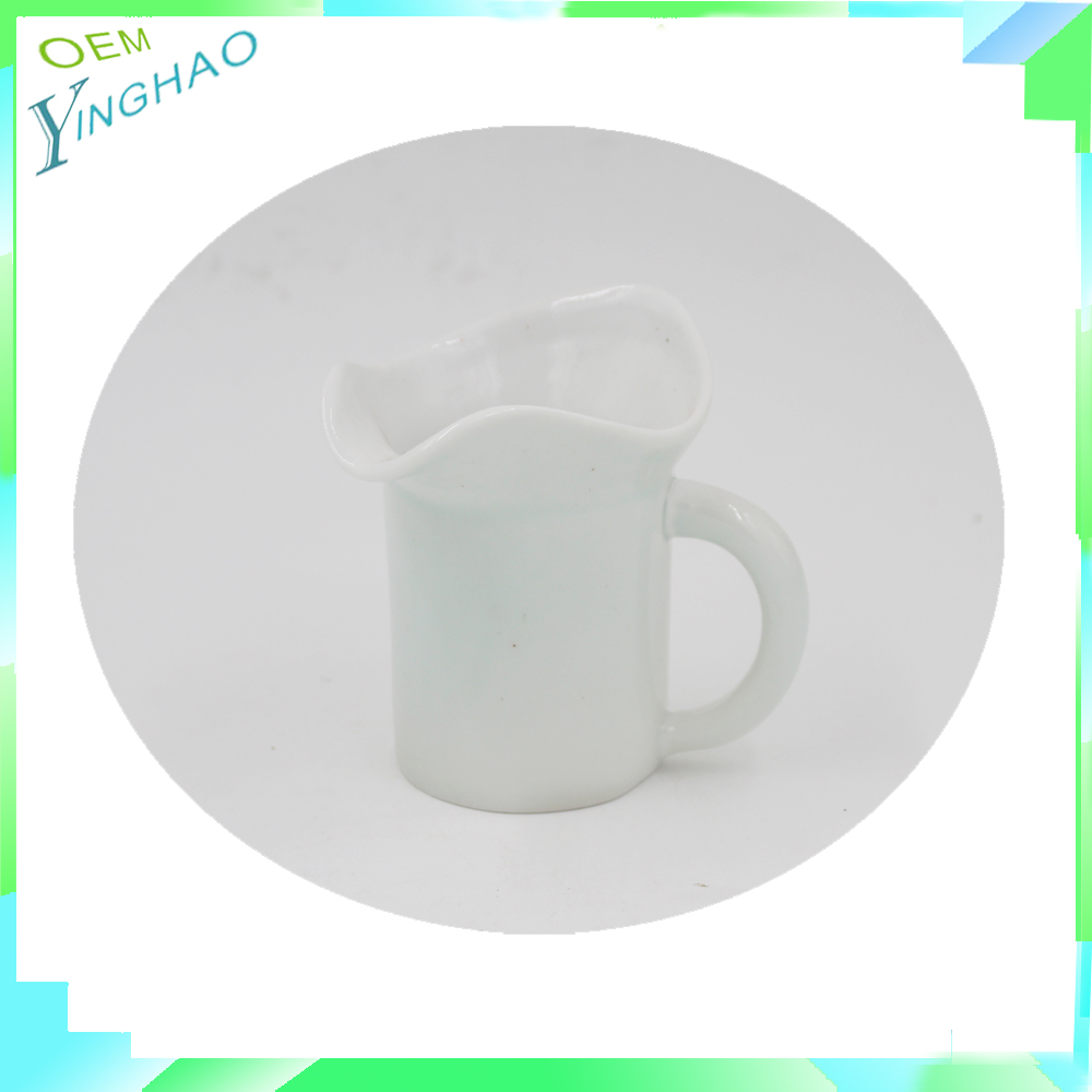 Wholesale Customized White ceramic mugs from China