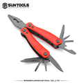 All Black oxidation finished small multi-function outdoor pliers