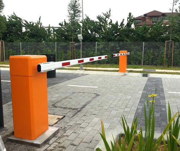 UPS Support High-Speed Barrier/Vehicle Barrier Gate/Car Park Barrier with Fast Delivery