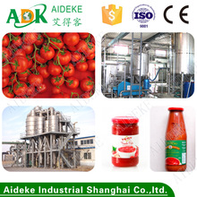 Industrial tomato paste making machine