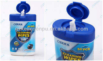 Portable Alcohol Free Zeiss Lens Cleaning Wipes