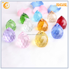 Factory direct crystal quartz lamp accessories chandelier ball on sale
