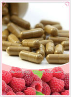 High Quality Raspberry Ketone Capsule OEM Reduce Weight Pills