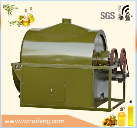 Best price for high quality palm oil processing machine / chestnut roasting machine / peanut roaster