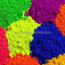 Pigment Powder of Printing Ink