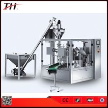 Fried chicken powder tray packaging machinery