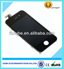 for iphone 4s lcd display with touch digitizer ,smart phone repair parts with frame for iPhone4 4S