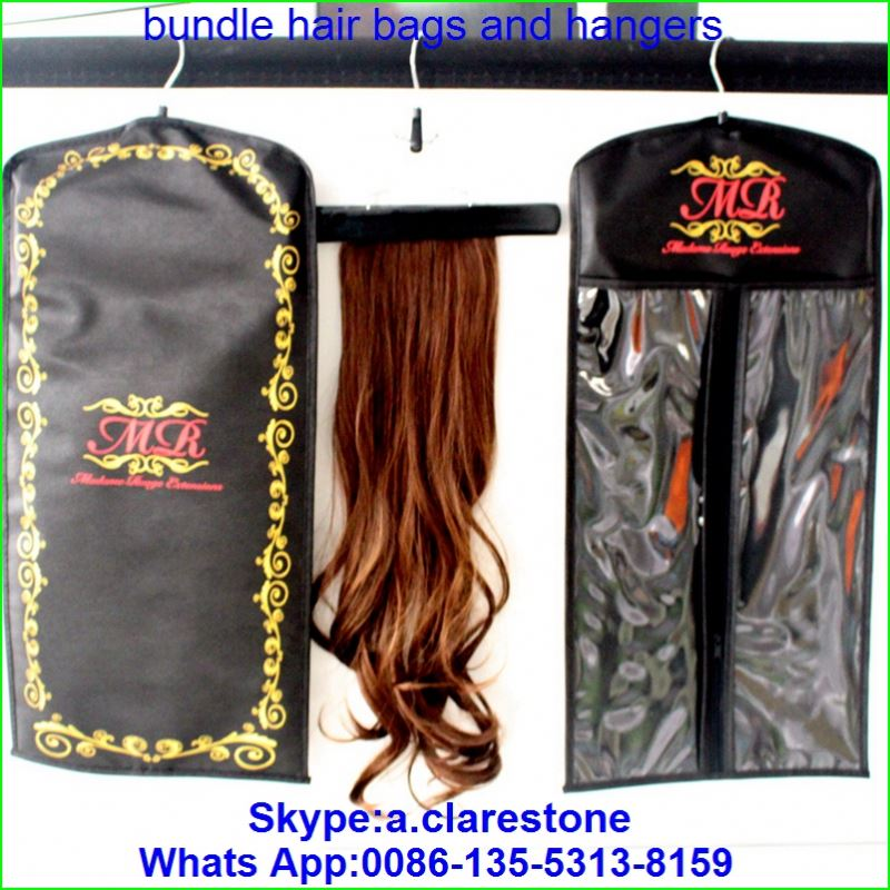 hot sale bag for hair accessories wedding luxury cover bag and case