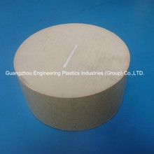 Professional factory direct plastic pps round bar/ pps rod