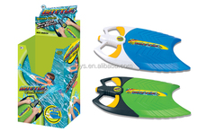 2017 New product! summer sport toys water gun battle surfing board for kids