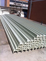 fiberglass reinforced plastic frp grp i beam use for crossarm beam