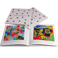 High quality story childrens picture book printing