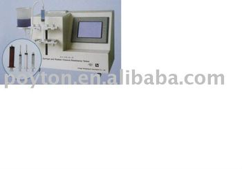 Medical Tester for Determining Plunger Actuation Force--Syringe Tester