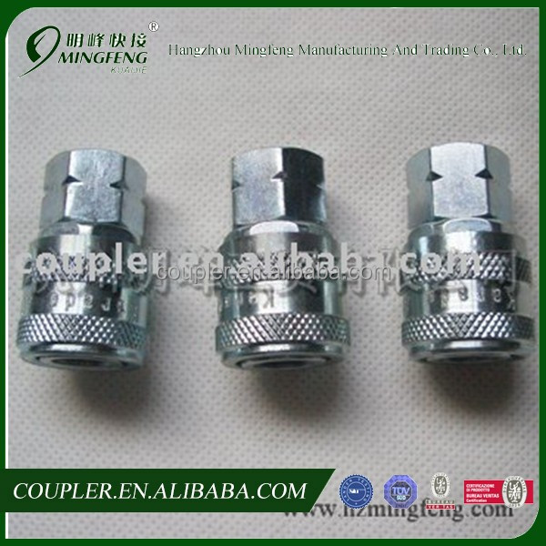 Pneumatic ARO Type Steel Air Fitting For Air Tool