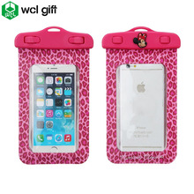 High quality hot selling new product fancy mobile phone bag TPU PVC waterproof bag for cell phone IPX8 SGS