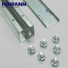 HDMANN Waterproof Cable Tray with Cover