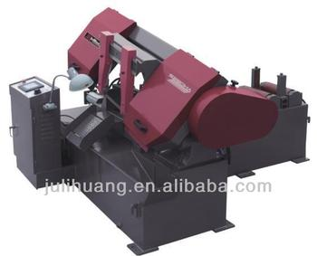 Hot Sale OEM/ODM China Factory Full Automatic Iron Steel Metal Cutting Horizontal Band Sawing Machine