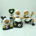 World Cup Souvenir Football FIgurine for sale.
