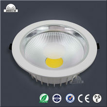 High power 21w dimmable ultra thin recessed led downlight price