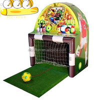 Second-hand game machine//Used kiddie ride/Soccer Mania