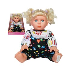 Best Price 16 Inch Soft Placstic Wholesale Nice Dolls From China